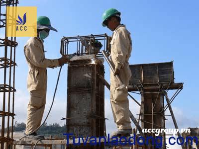 Thành lập công ty xây dựng tại TPHCM