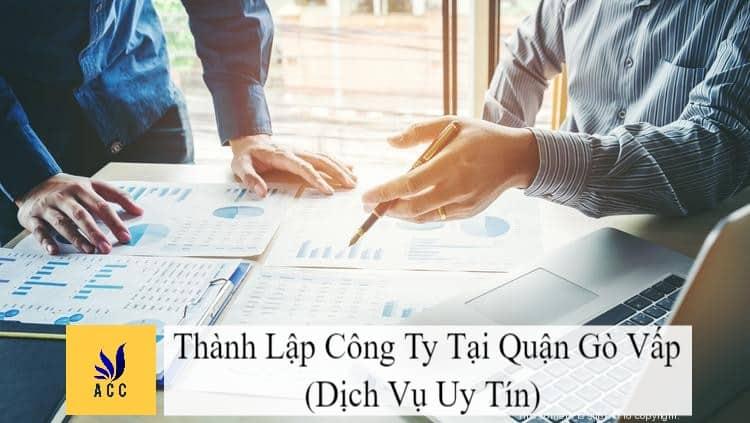 Thành lập công ty tại Quận Gò Vấp