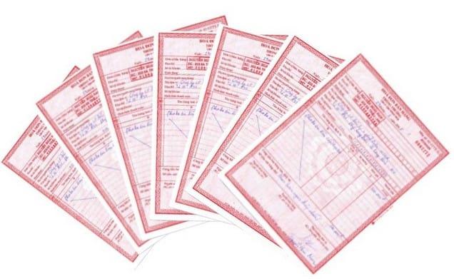 Doanh nghiệp cung cấp hóa đơn đầu ra và đầu vào