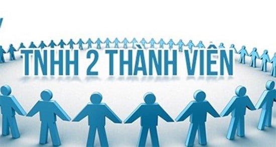 Hình thức công ty TNHH 2 thành viên trở lên