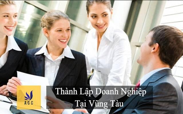 Thành lập doanh nghiệp tại Vũng Tàu