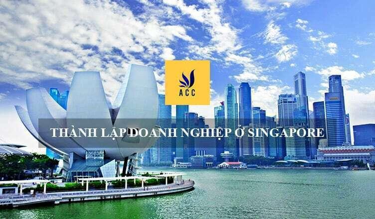 thành lập doanh nghiệp ở singapore