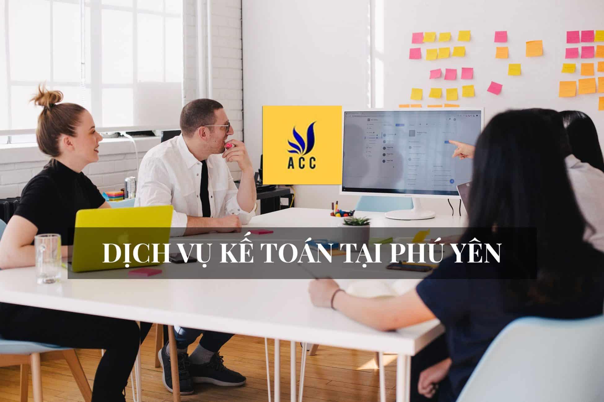 Công ty Dịch vụ kế toán thuế tại Phú Yên