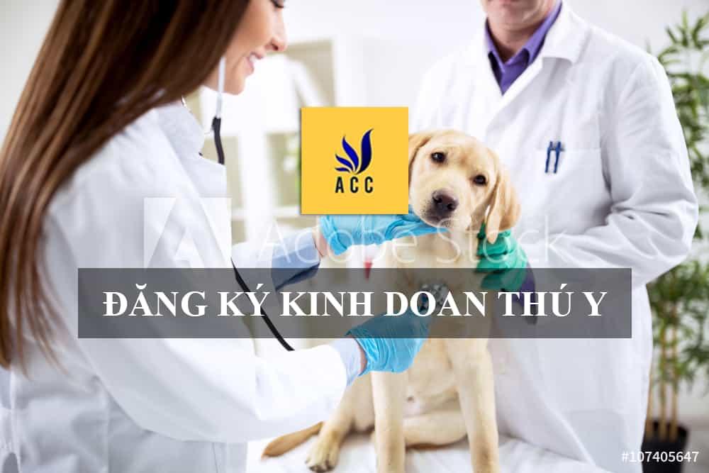 Đăng ký kinh doanh thú y
