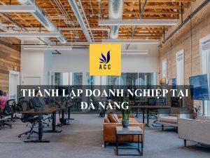thành lập doanh nghiệp tại Đà Nẵng