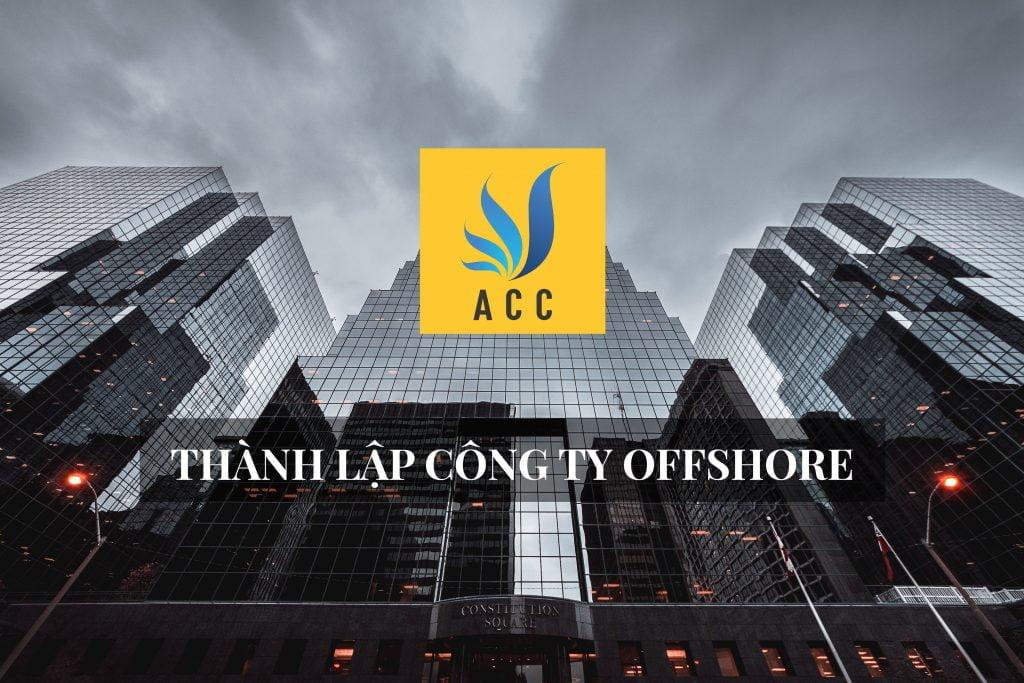 thành lập công ty offshore