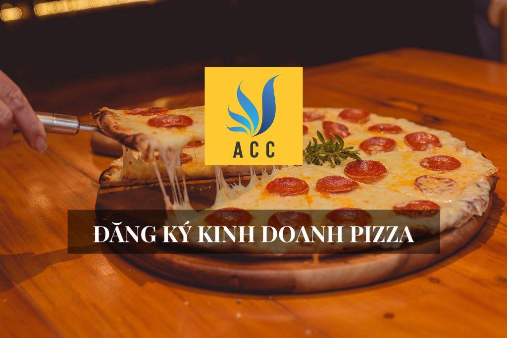 Đăng ký kinh doanh pizza