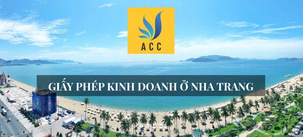 Đăng ký giấy phép kinh doanh ở Nha Trang
