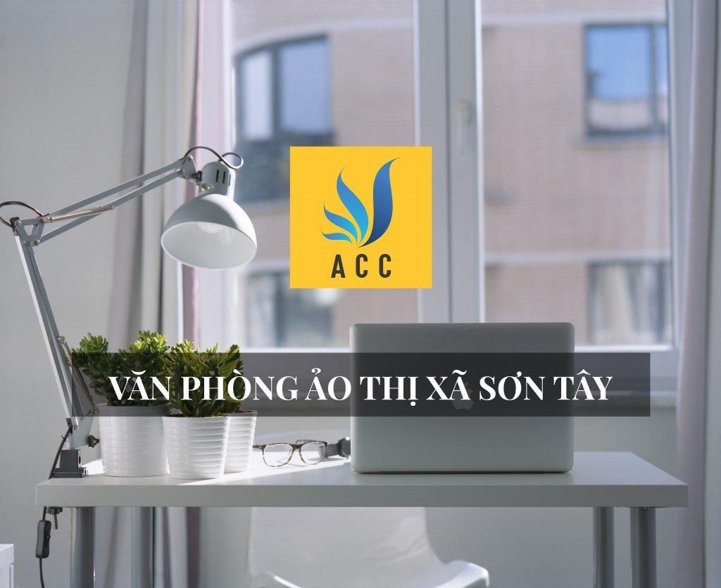 dịch vụ cho thuê văn phòng ảo thị xã Sơn Tây
