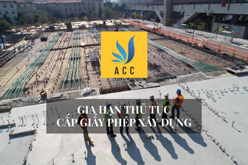 Thủ tục xin gia hạn thủ tục cấp phép xây dựng