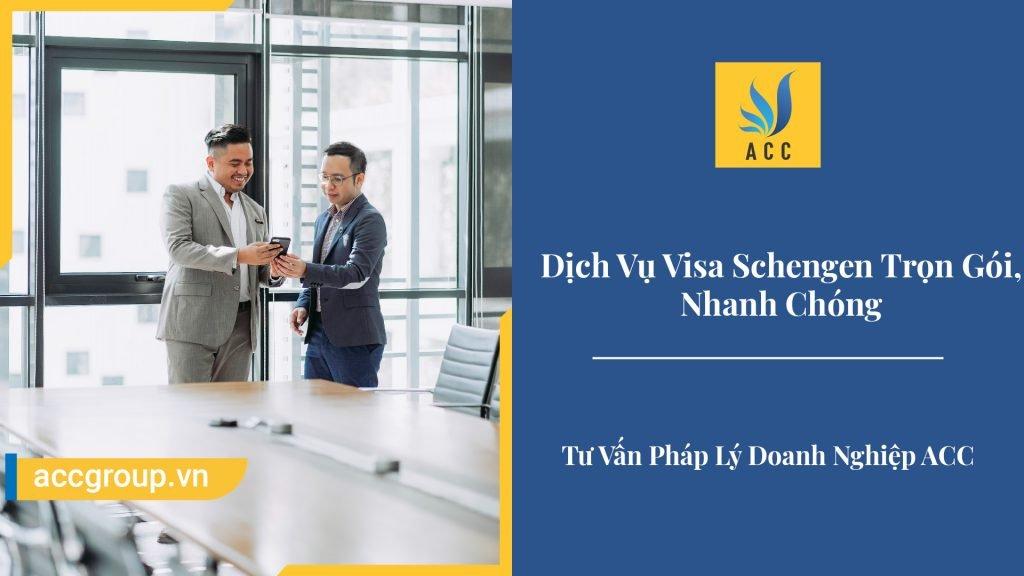 Dịch Vụ Xin Visa Schengen Trọn Gói, Nhanh Chóng