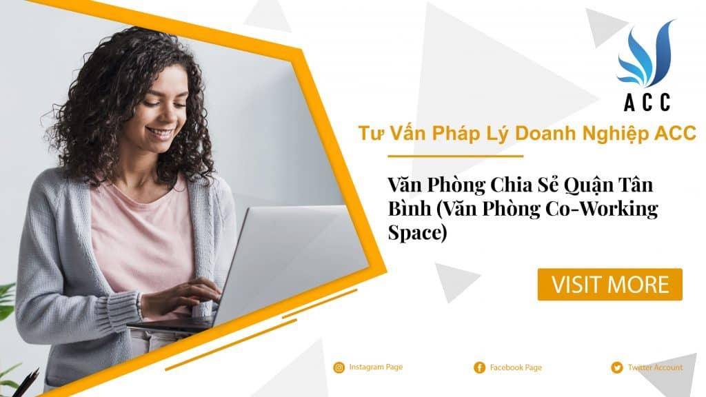 Văn Phòng Chia Sẻ Quận Tân Bình