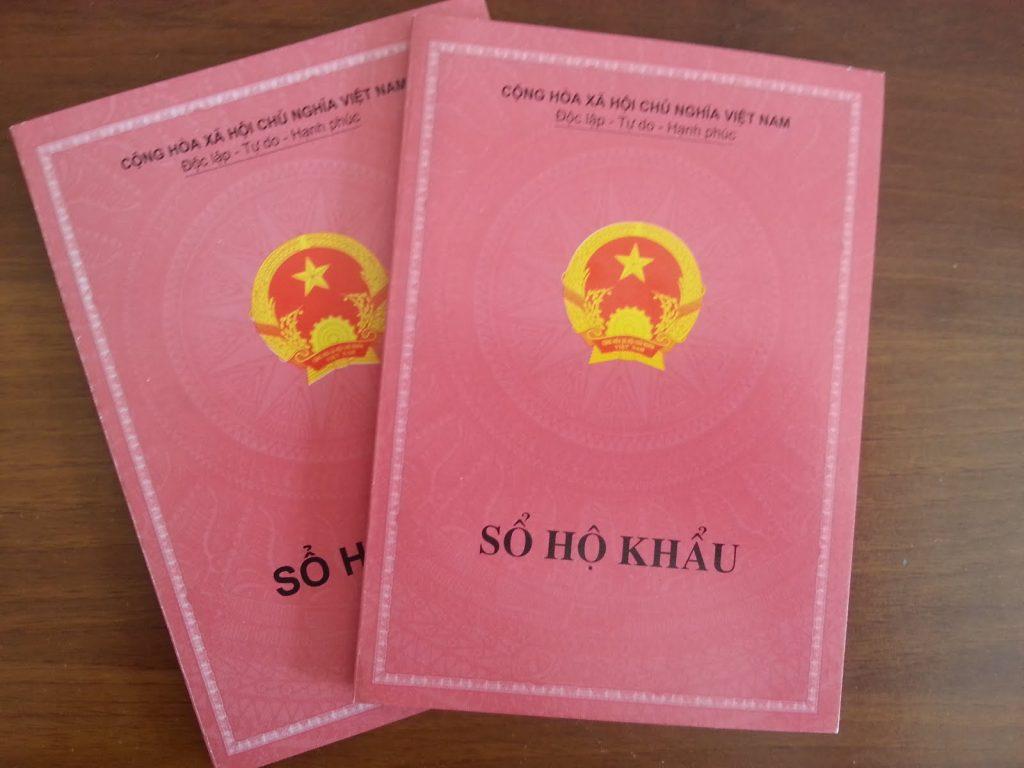 ly hon don phuong khong co ho khau
