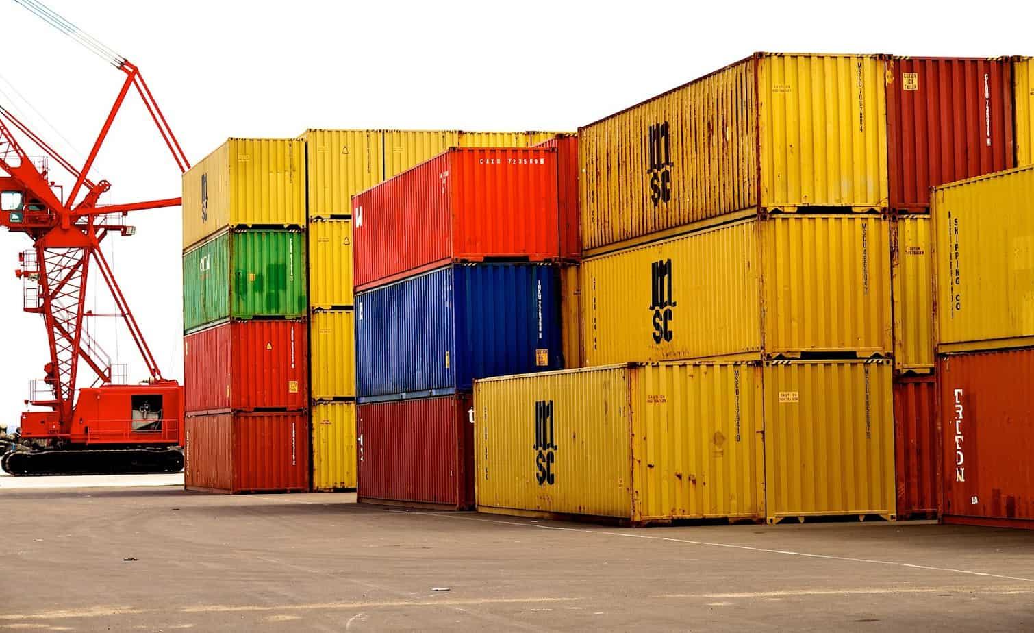thu tuc hai quan doi voi container rong